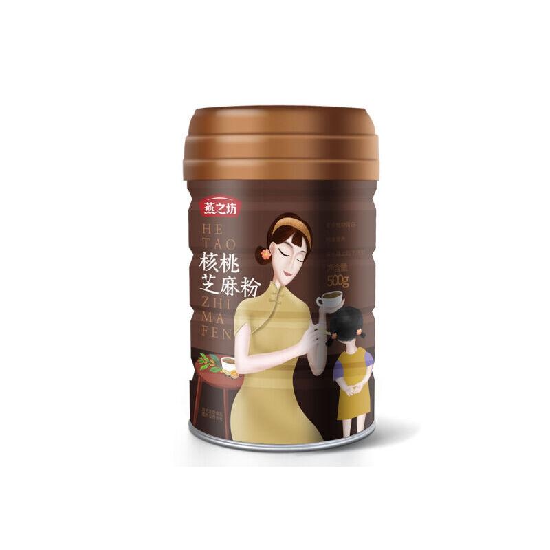 燕之坊 核桃芝麻粉500g(定...
