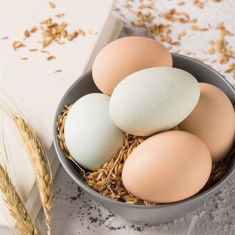 安徽阜阳土鸡蛋 30枚