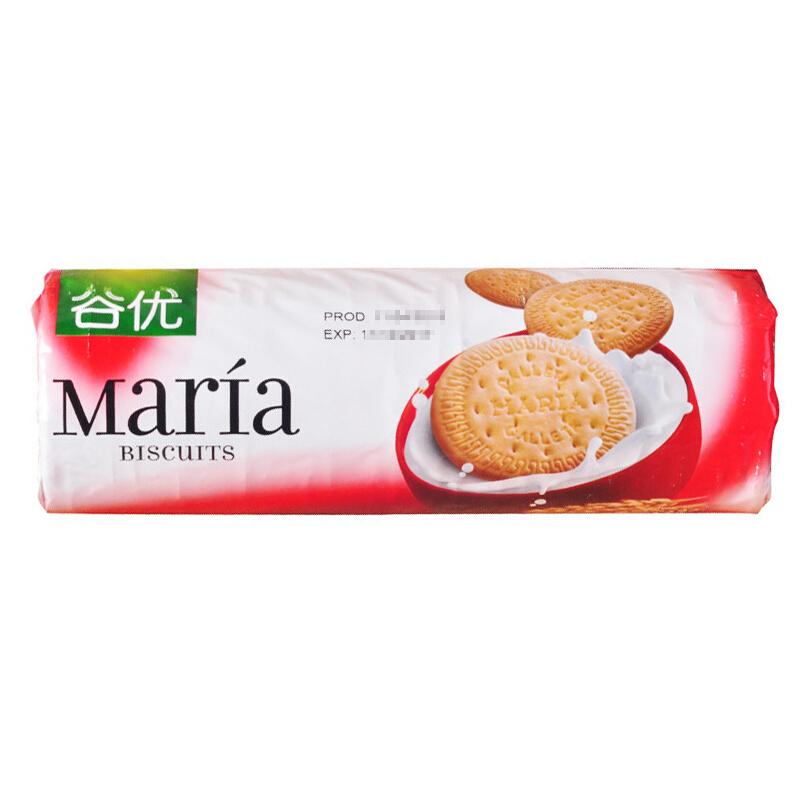 谷优玛丽亚饼干200g*3袋