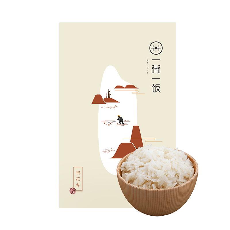 一粥一饭稻花香大米2.5kg