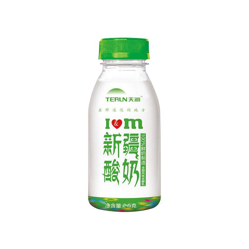 天润酸奶新疆酸奶245g*8瓶
