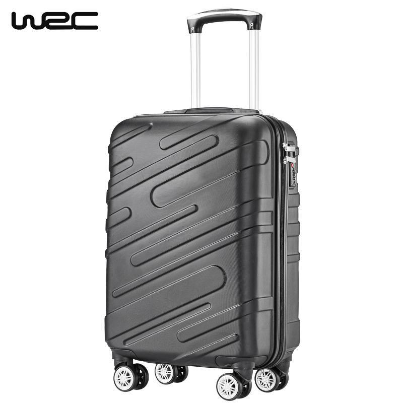 WRC旅行箱20寸 W-F0888 黑色