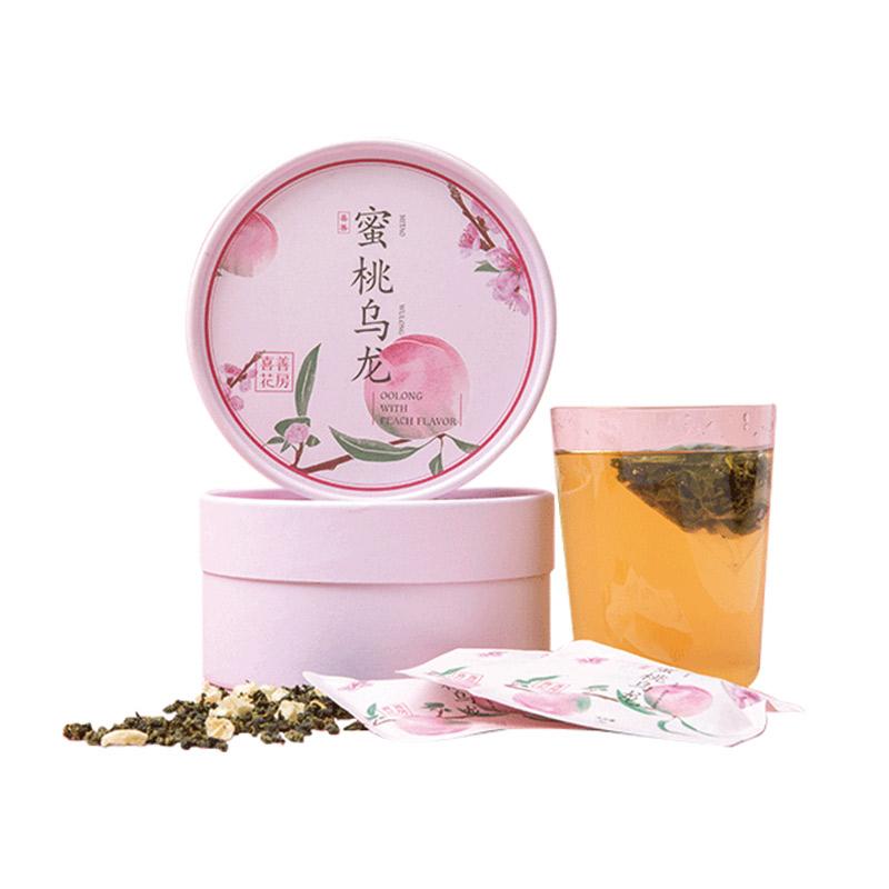喜善花房 蜜桃乌龙36g/盒