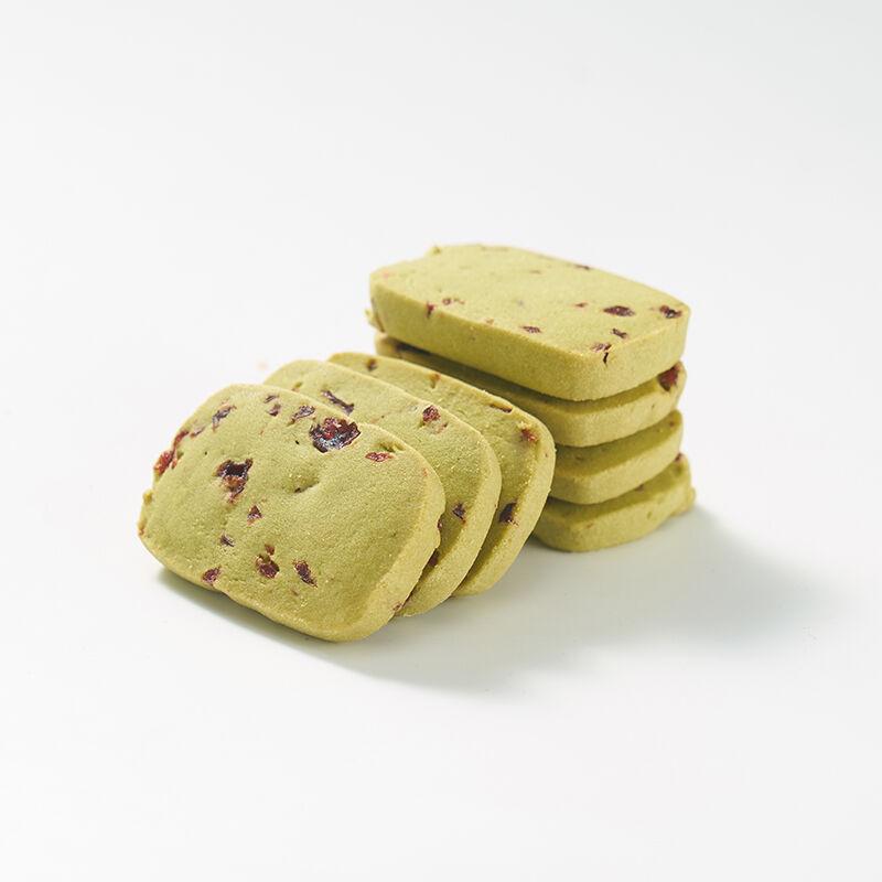 哦伊哦伊 切片曲奇 蔓越莓味/抹茶味/榛子巧克力味 混合装100g*3