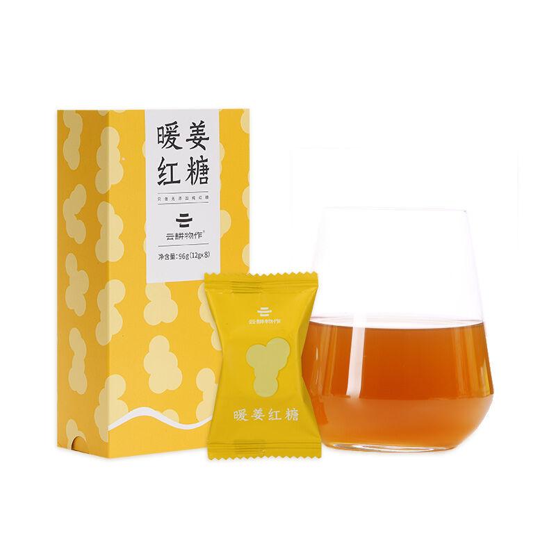 云耕物作 红糖姜茶暖姜红糖 9...