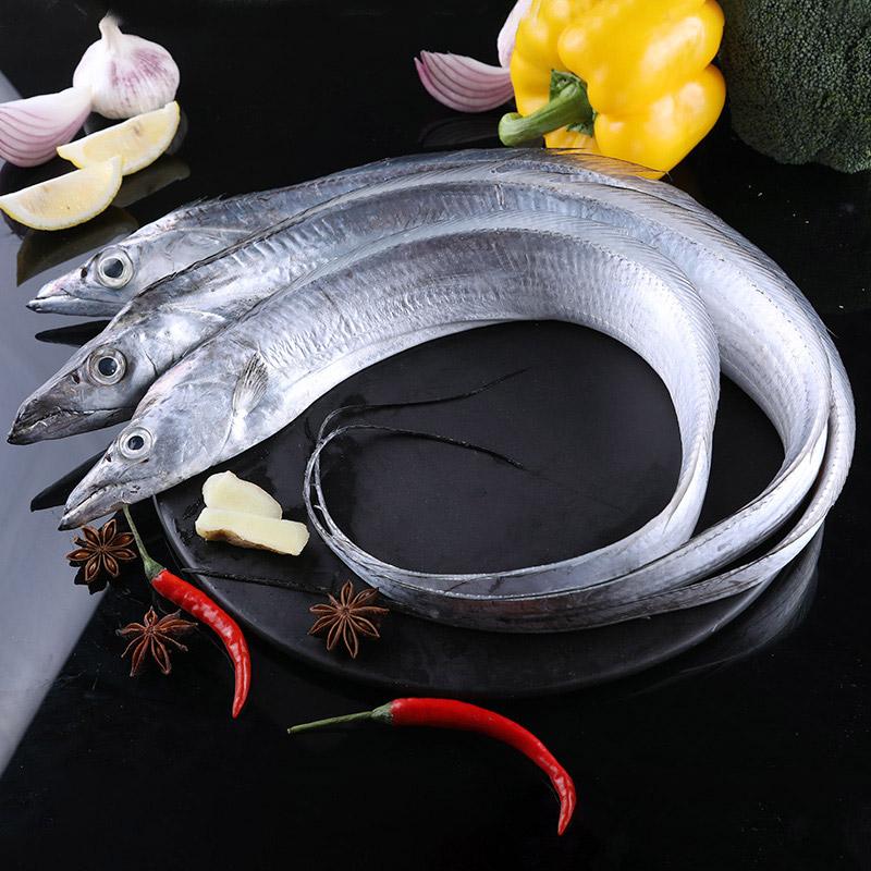 鲜到鲜得 带鱼1000g*2