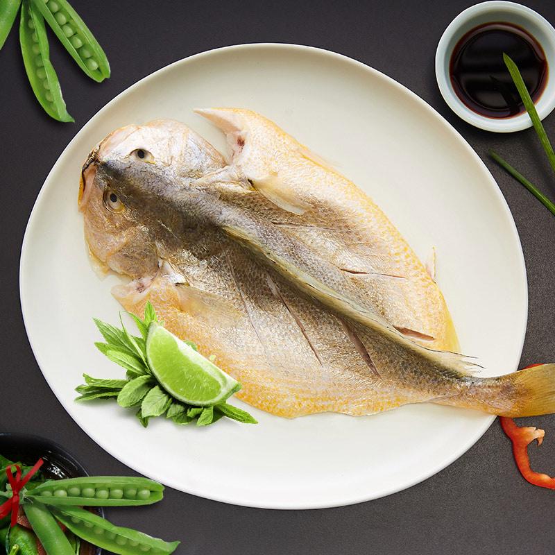 鲜到鲜得 年年有鱼礼包2040g