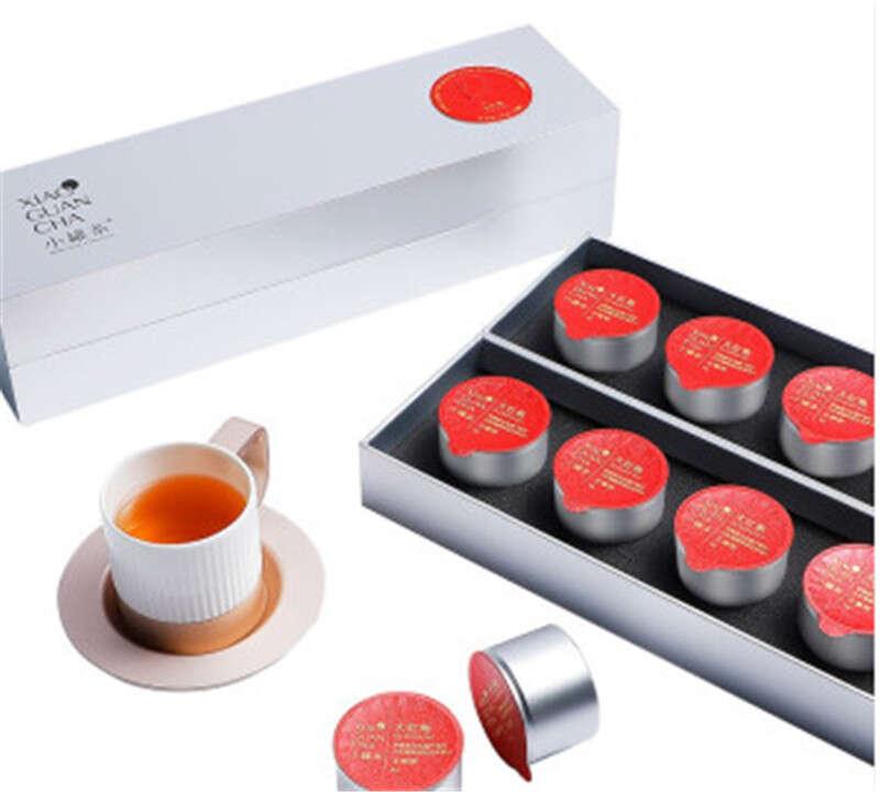 小罐茶 銀罐彩罐雙拼禮包(共60g)