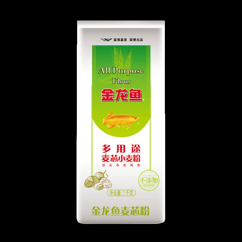 ZYE 金龍魚多用途麥芯粉 1KG
